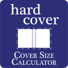 Perfect Bound Cover Size Calculator