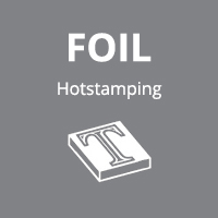 Foil Hotstamping and Embossing